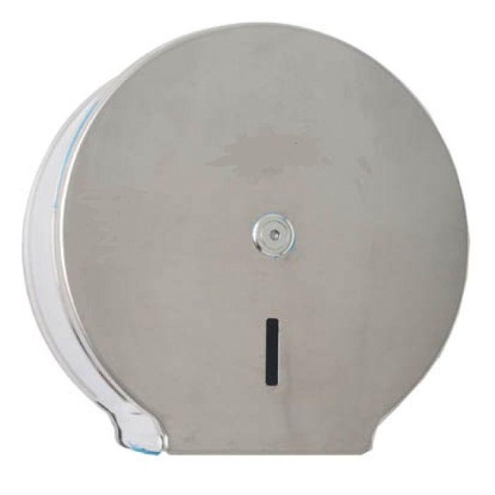 Portarrollos dispensador acero inox papel higi nico for Portarrollos papel higienico