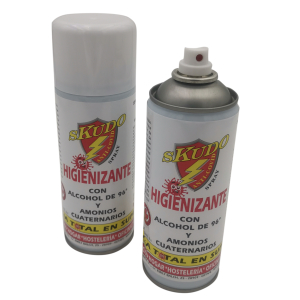 Spray Higienizante SKUDO ANTI-COVID  500cc